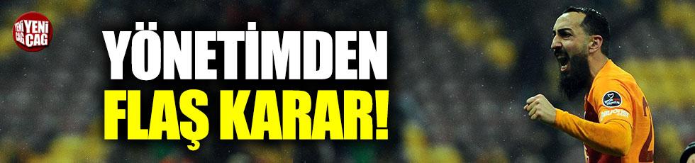 Galatasaray yönetiminden Mitroglou kararı