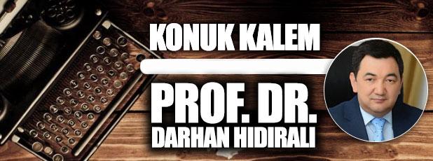 Kazakistan Cumhurbaşkanlığı Seçimleri Arifesindeki Düşünceler / Prof. Dr. Darhan Hıdırali