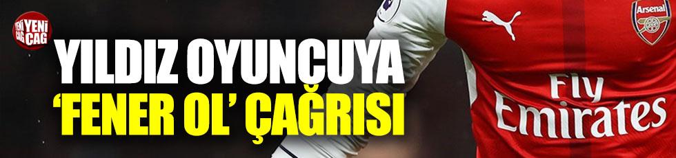 Fenerbahçe taraftarından Mesut Özil kampanyası