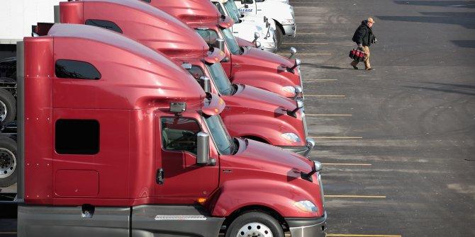 Almanya on binlerce kamyon şoförü arıyor