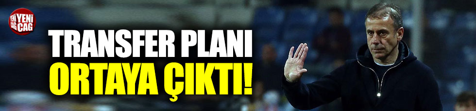 İşte Abdullah Avcı'nın transfer planı