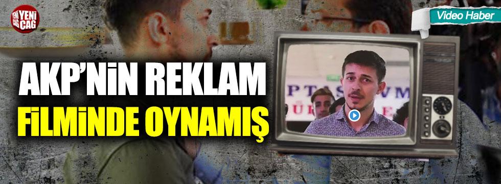 İmamoğlu ile tartışan esnafın AKP reklamında oynadığı ortaya çıktı