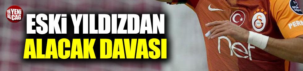 Yasin Öztekin'den Galatasaray'a alacak davası