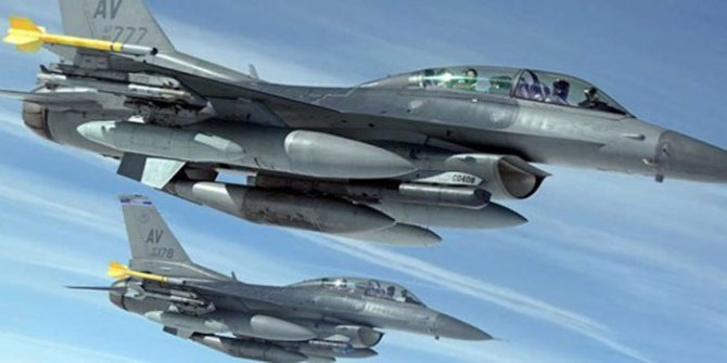 ABD'den Bulgaristan'a F-16 V serisi satışına onay
