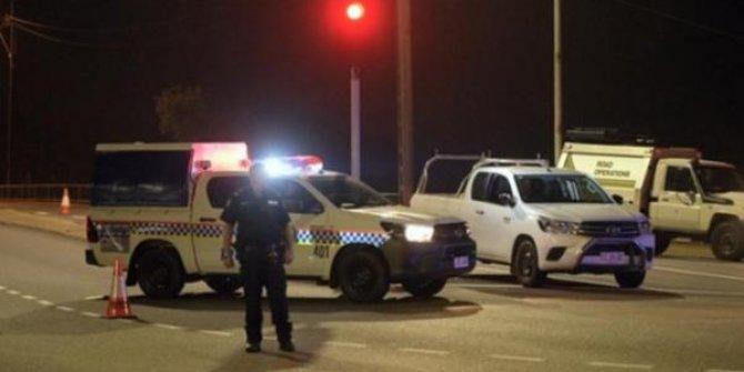 Avustralya'da silahlı saldırı!