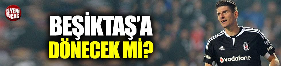 Beşiktaş için Mario Gomez iddiası!