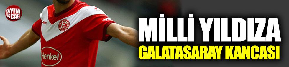 Galatasaray'da hedef Kenan Karaman