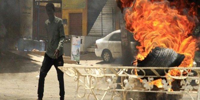 Sudan'da ölü sayısı 60'a yükseldi