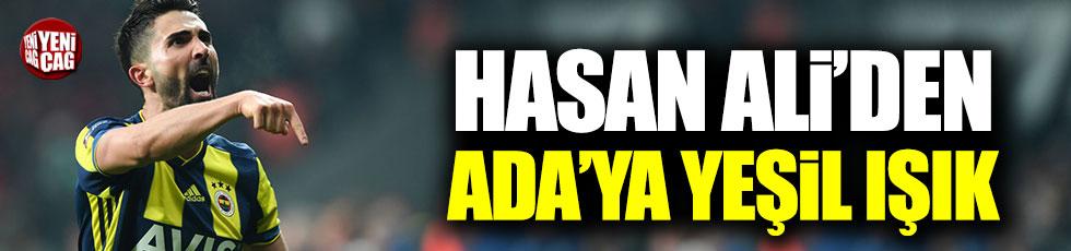 Hasan Ali'den West Ham'a yeşil ışık