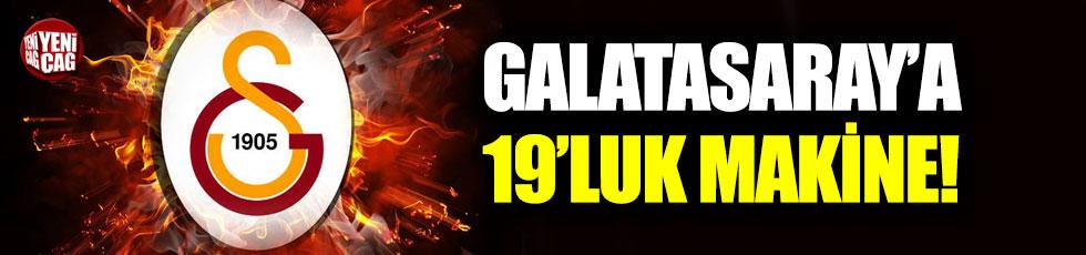 Galatasaray Olsen'e kancayı taktı!