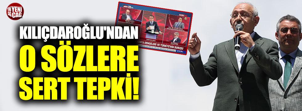 Kılıçdaroğlu'ndan o sözlere sert tepki!