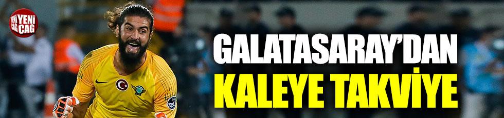 Galatasaray'da Muslera'nın yedeği bulundu