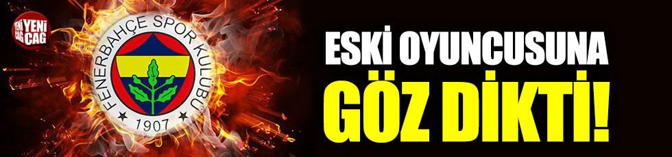 Fenerbahçe eski oyuncusuna göz dikti!