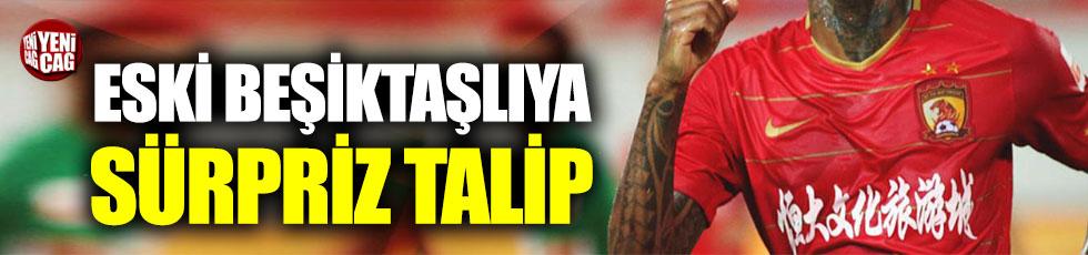 Galatasaray'da hedef Talisca