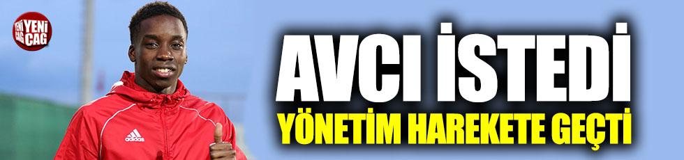Beşiktaş'tan Diabate hamlesi