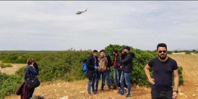 Didim'de 63 düzensiz göçmen yakalandı