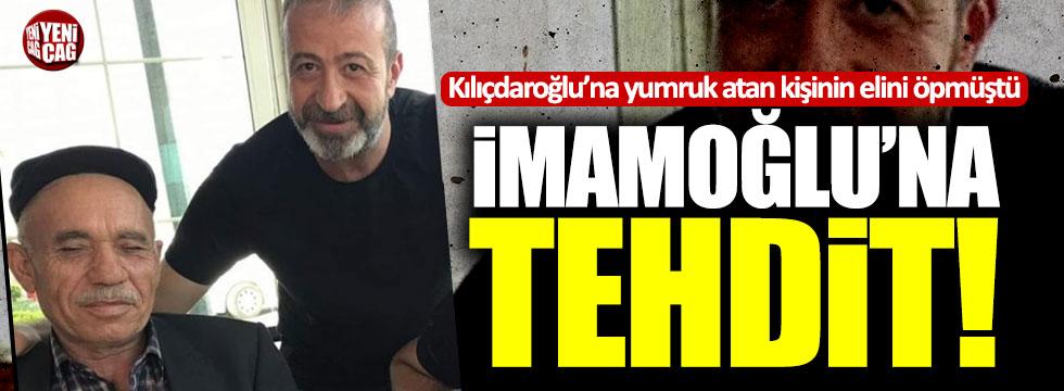 AKP'li isimden İmamoğlu'na tehdit