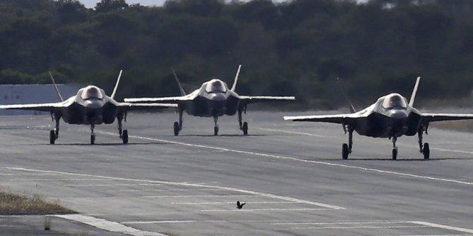 Japonya'dan F-35 kazası açıklaması