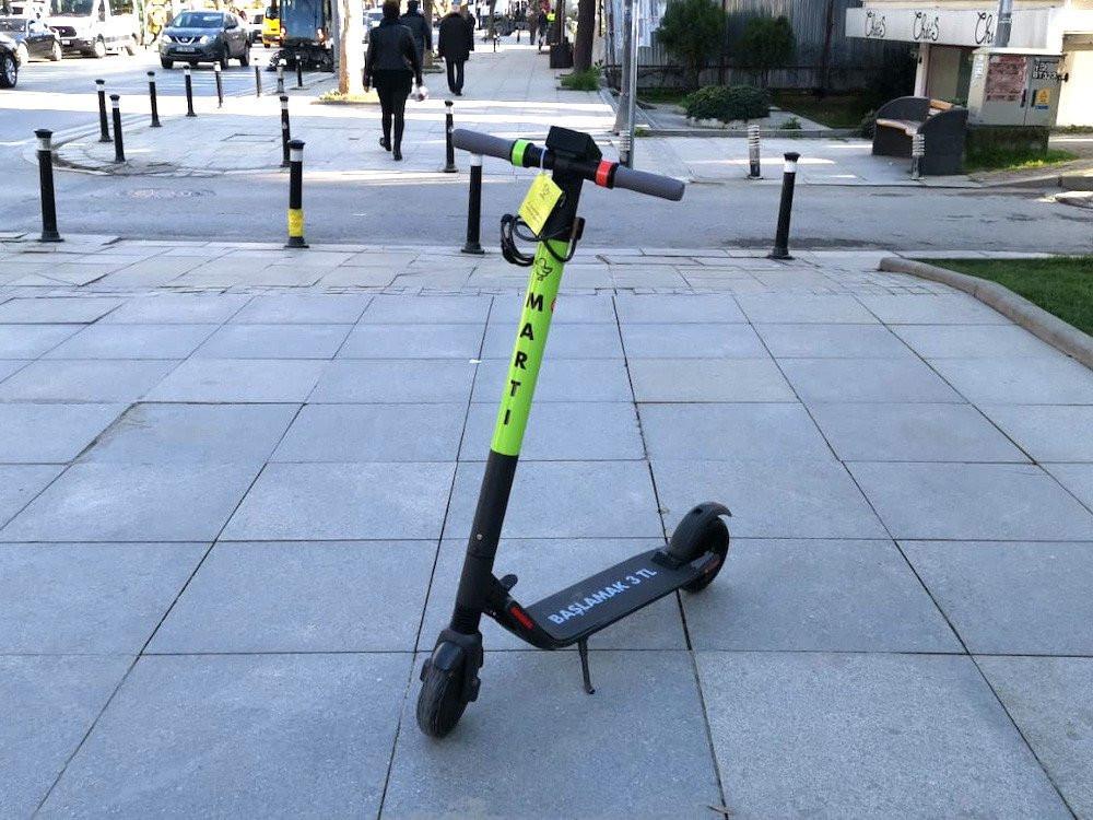 Elektrikli scooter girişimi Martı'nın yatırımcıları kimler?