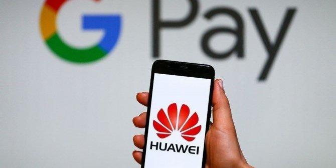 Teknoloji devlerinden Huawei ile iletişim yasağı