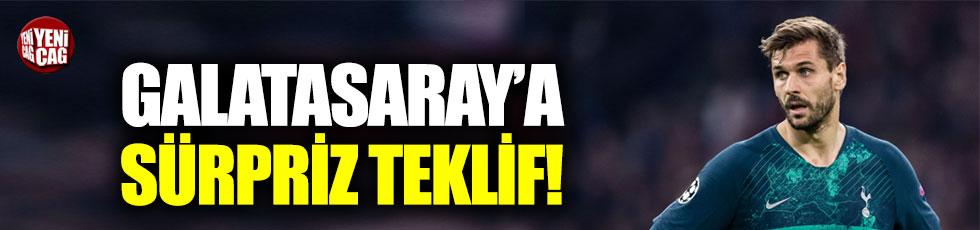 Galatasaray'da Llorente sürprizi