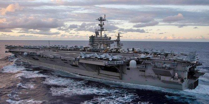 Çin'in uçak gemisi Pasifik Okyanusu'nda