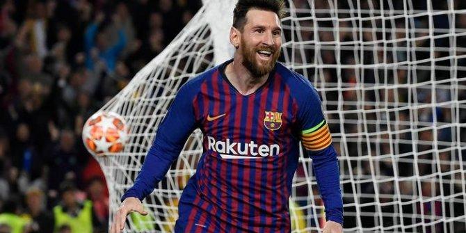 En çok kazanan oyuncu Messi