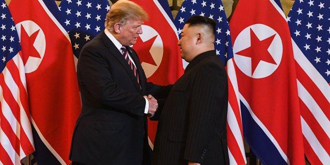 Kuzey Kore'den ABD'ye mektup