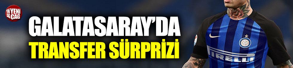 Galatasaray'da Nainggolan sürprizi