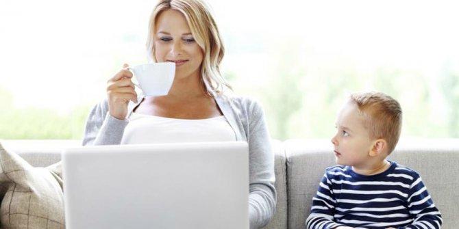 Ebeveynlerin internet kullanımı iki katına çıktı