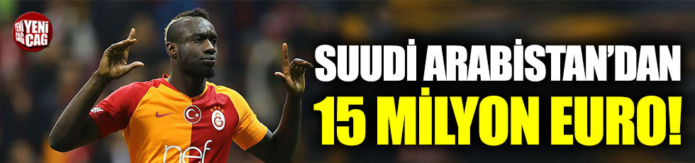 Diagne'ye Suudi Arabistan'dan talip çıktı