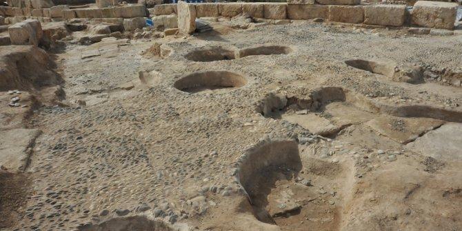 Suriye sınırındaki Karkamış'ta kazılar yeniden başladı