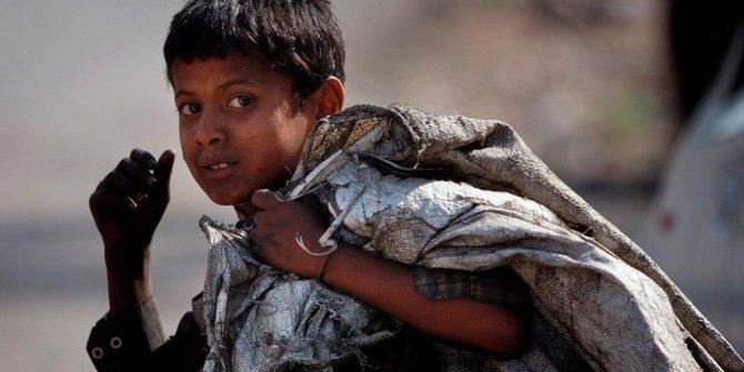 Dünyada her 10 çocuktan biri çalışıyor