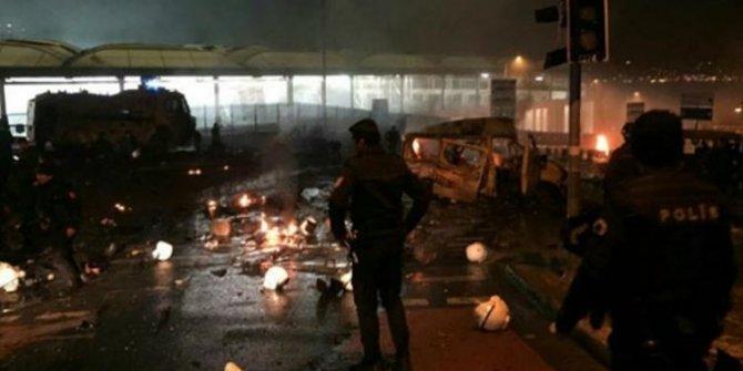 Beşiktaş'taki terör saldırısında yeni gelişme!