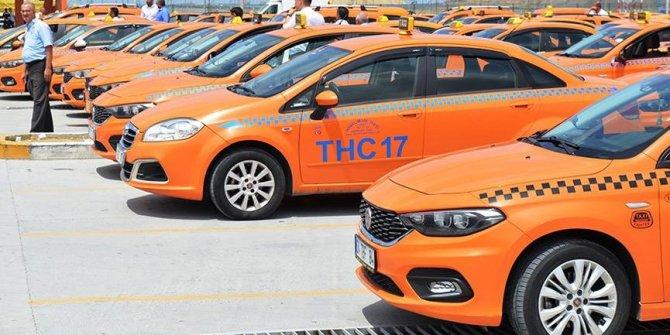 Binali Yıldırım'dan taksicilere uyarı