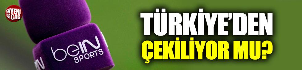 """""""beIN Sports Türkiye'den çekilmek istiyor"""""""