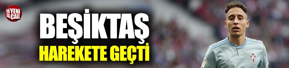 Beşiktaş'ta hedef Emre Mor
