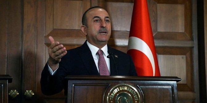 """Çavuşoğlu rejimi uyardı: """"Gereğini yaparız"""""""