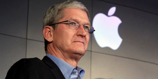 Apple'dan kritik Çin hamlesi