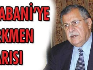 Talabaniye Türkmen uyarısı