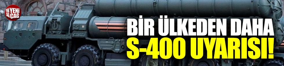 S-400 tartışmalarına Almanya da dahil oldu