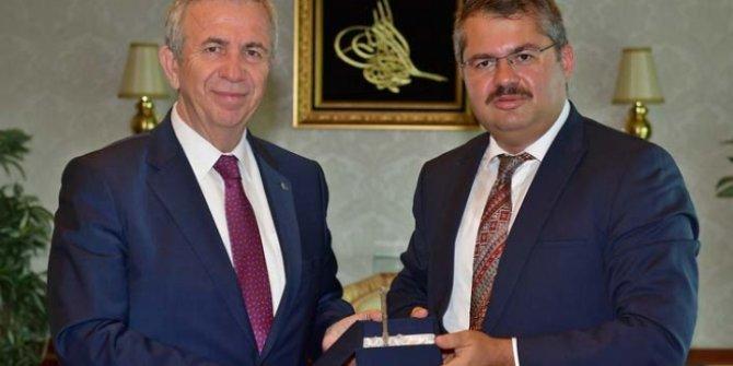 Ankara ile Bakü kardeş şehir oluyor