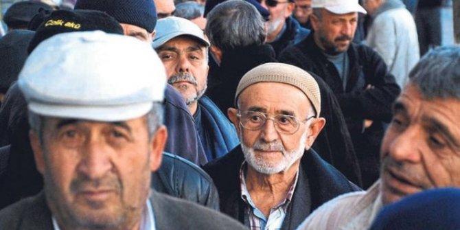 Emekli açlık sınırının altında yaşam mücadelesi veriyor