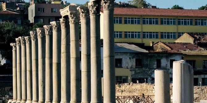5 bin yıllık antik kent yeniden canlanacak