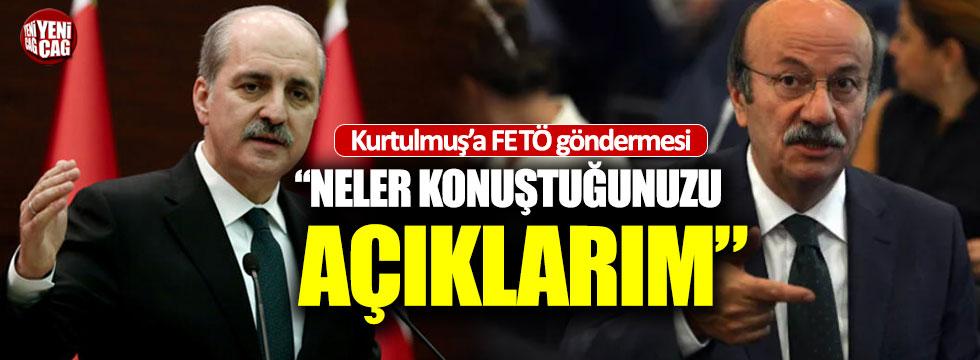 """""""Has Parti'den AKP'ye geçerken hangi terör örgütüyle konuştun?"""""""