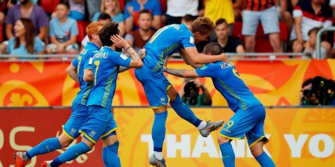 20 Yaş Altı Dünya Kupası'nı Ukrayna kazandı