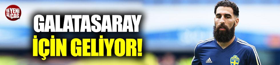 Jimmy Durmaz Galatasaray için geliyor!