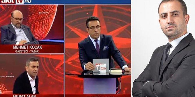 'Yandaş' gazeteciye farklı muamele