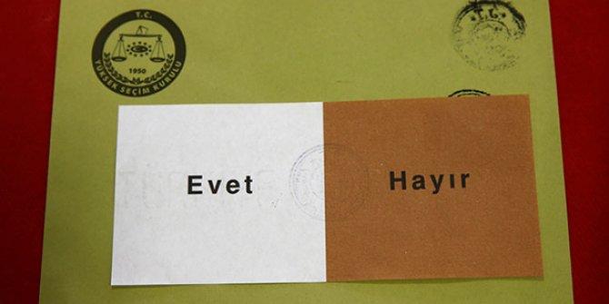 YSK'ya mühürsüz oy soruşturması açılabilir