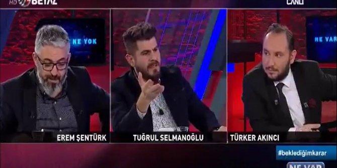 İktidara yakın yazar Selmanoğlu Atatürk'e 'mülteci' dedi